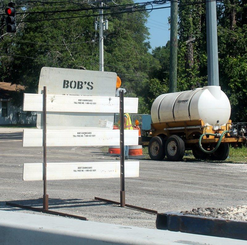 Bob's Barricades