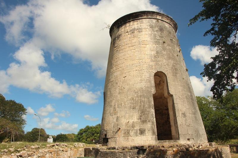 Windmill at Chateau Murat
