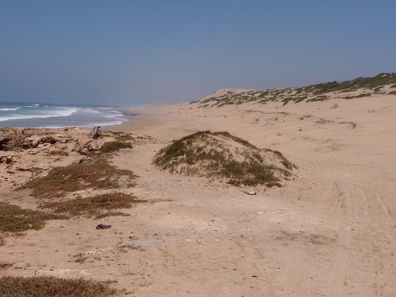 Essaouira Plage de Safi beach