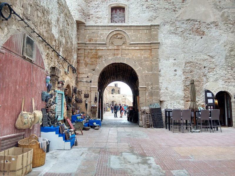 Essaouira, Morocco, Bab Ljhad