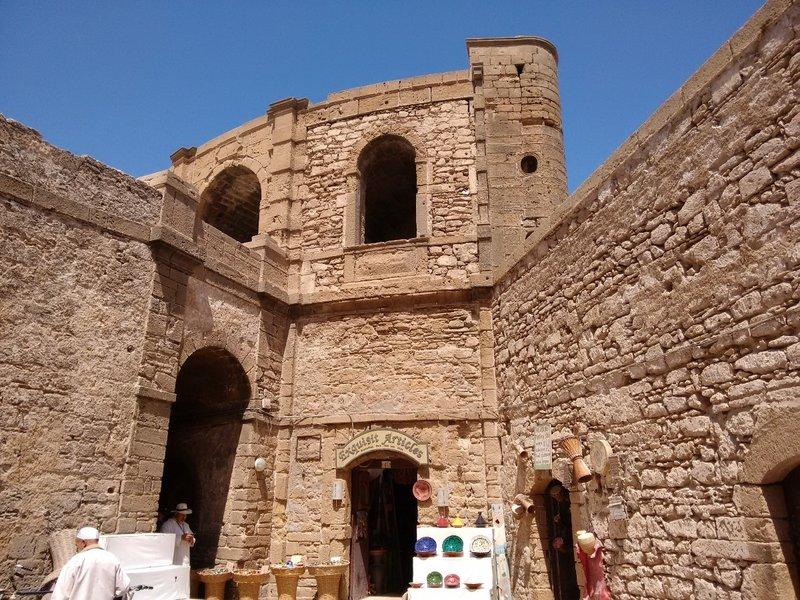 Essaouira, Morocco, Bab al Bahar.