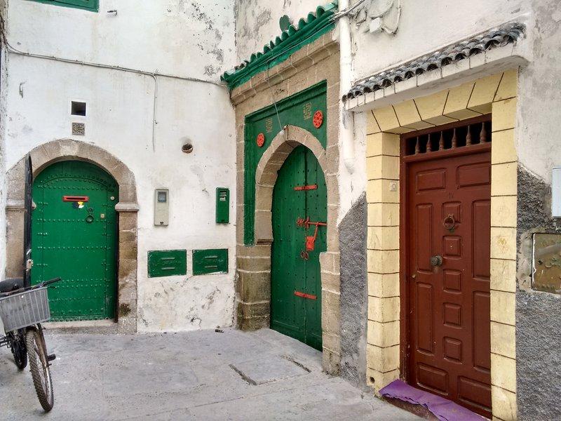 Essaouira Medina ,Zaouia Aissaoua