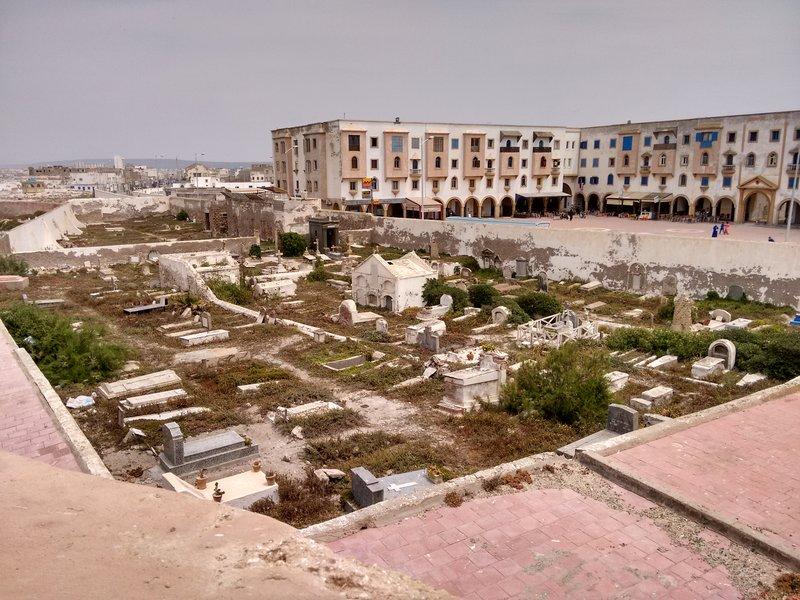 Essaouira Christian cemetery