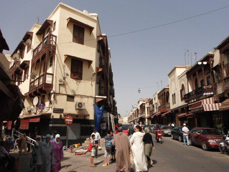 Fes el Jdid Boulevard Boukhsissat