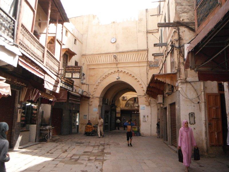Fes el Jdid, Bab Mellah
