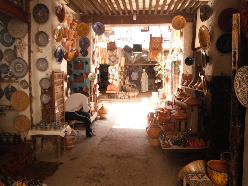 Foundouk Tazi, 54 Talaa Kebira, Fes el Bali medina, Fes, Morocco.