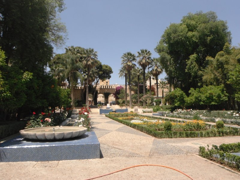 Jnan Sbil gardens, Avenue Moulay Hassan, Fes, Morocco.