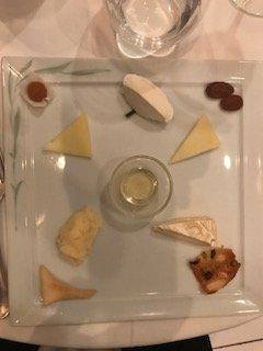 DA cheeses