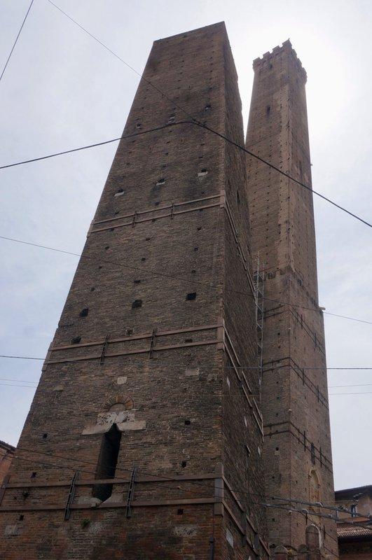 Towers Asinelli and Garisenda