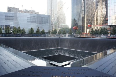 911-Memorial-Reflecting-Pools-Cranes