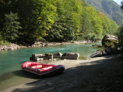 canyon montenegro