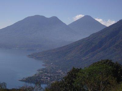 Local festivities in San Marcos La Laguna, Lake Atitlan