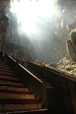 Batu Caves - Down to earth