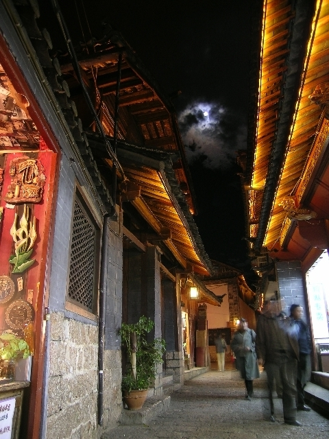 Li Jiang, Yunnan Province, China