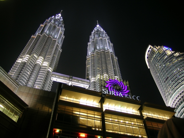 KLCC - Petronas twin towers