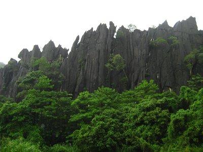 Karst Ridges