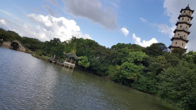 Wenzhou Temple Island Adventure