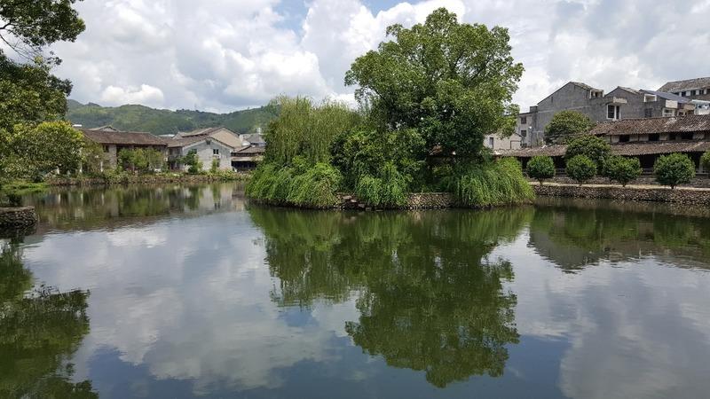 Yantaocun Village