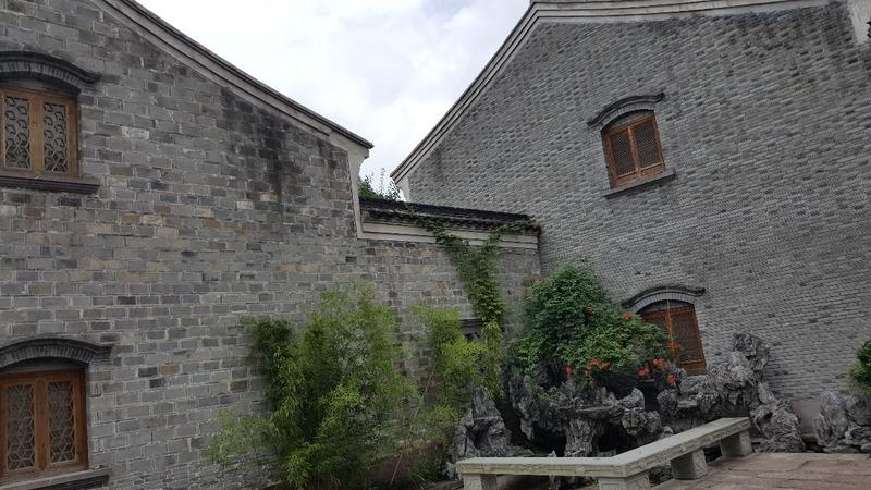 Lianqioa Palace & Outskirts