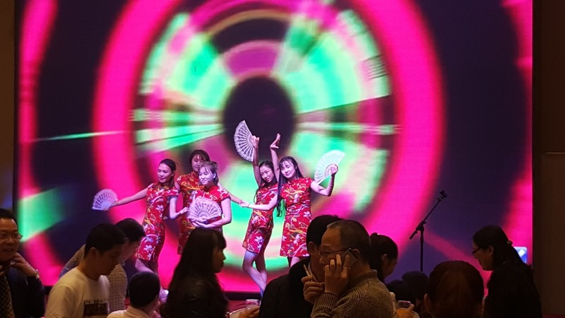 Spring Festival Dance & Dinner At The Bund