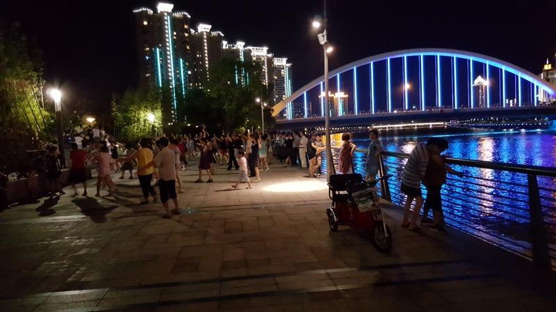 Ningbo Bund & City