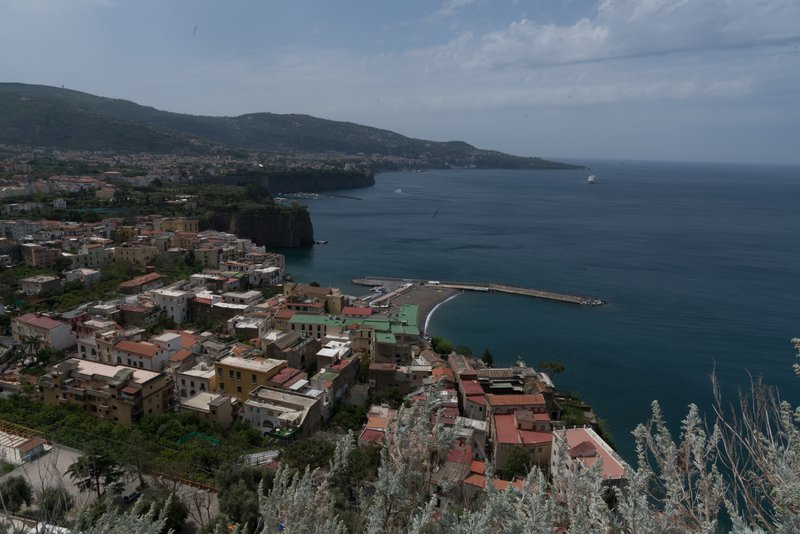 Coast of Sorrento