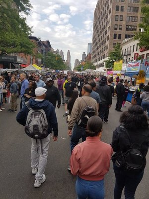 Ninth Avenue food festival