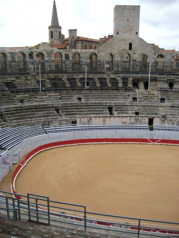 Arles Collesseum