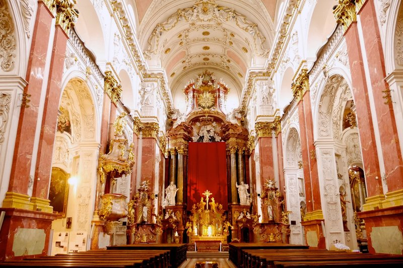Church of St Ignatius (Kostel sv. Ignace), Prague