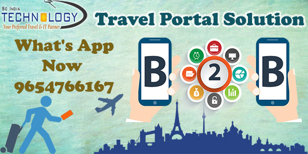 Travel Portal Solution | Travel Portal Development | White Label Solutions