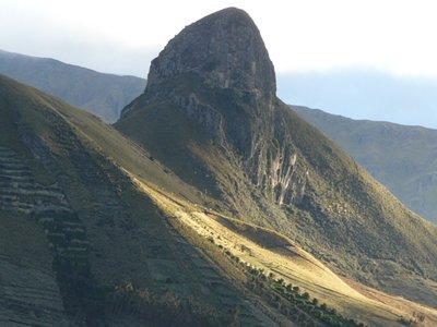 Mini Machu Picchu