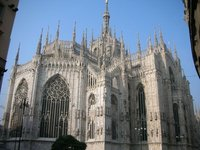 The Duomo in Milan
