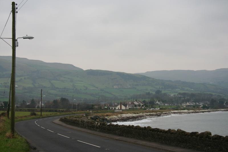 North Antrim Coastal Road