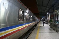 Johor Bahru Train Station