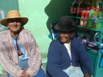 Women from Puno