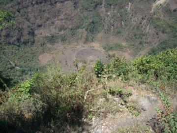 El Boqueron Vulcano in San Salvador
