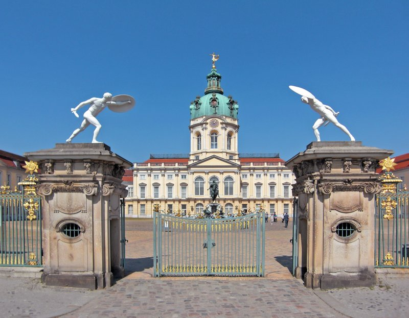 Berlin Castle Charlottenburg