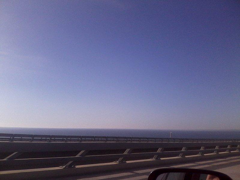 NO LA seaway approach