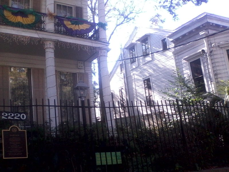 New Orleans historic district