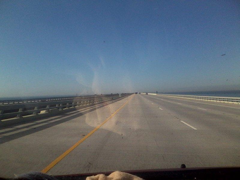 Seaway approaches NO LA