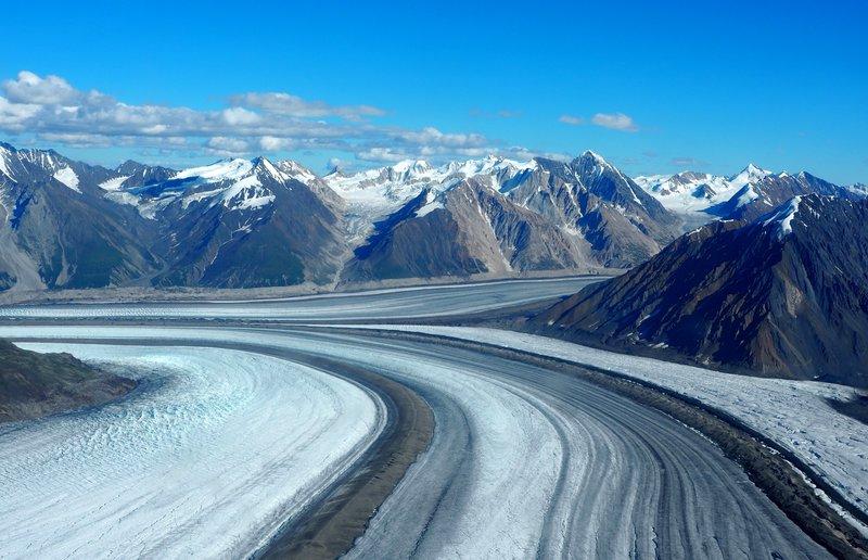 Kaskawaslh Glacier