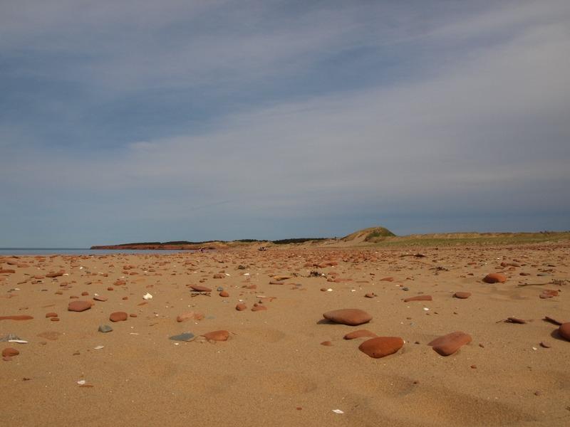 Cavendish Beach PEI Nat'l Park