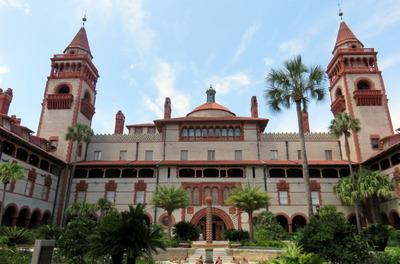 Ponce de Leon Hotel - Now Flagler College