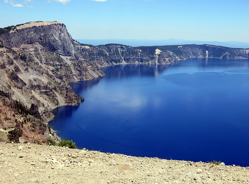 Welcome to Crater Lake