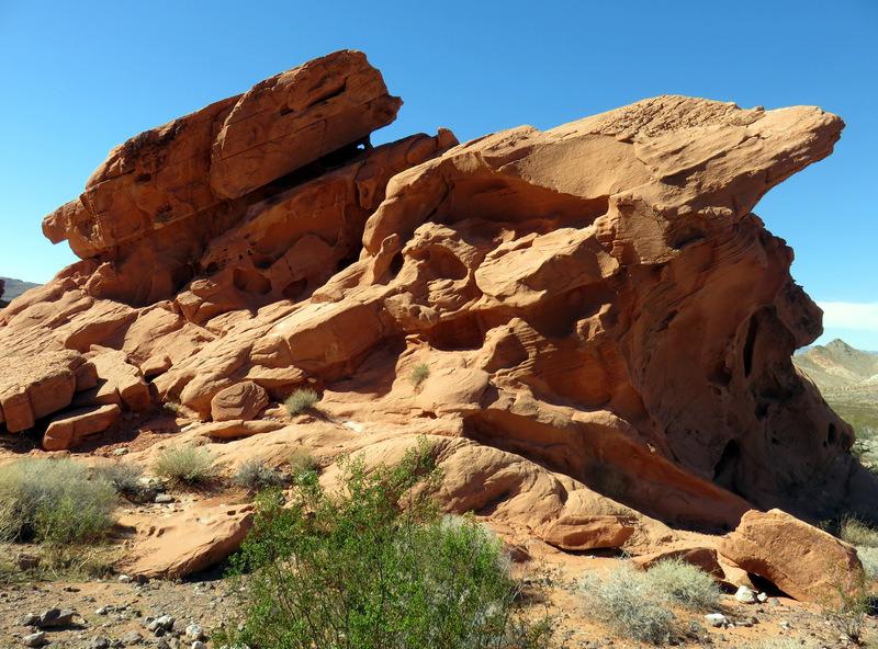 Redstone Dune Trail
