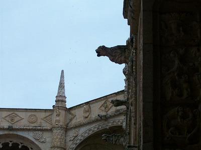 Monastery of Jeronimos cloisters
