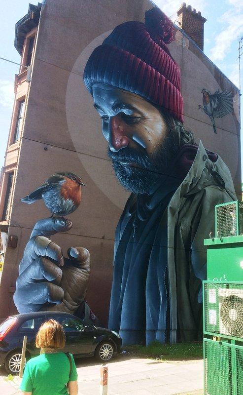 George Street mural