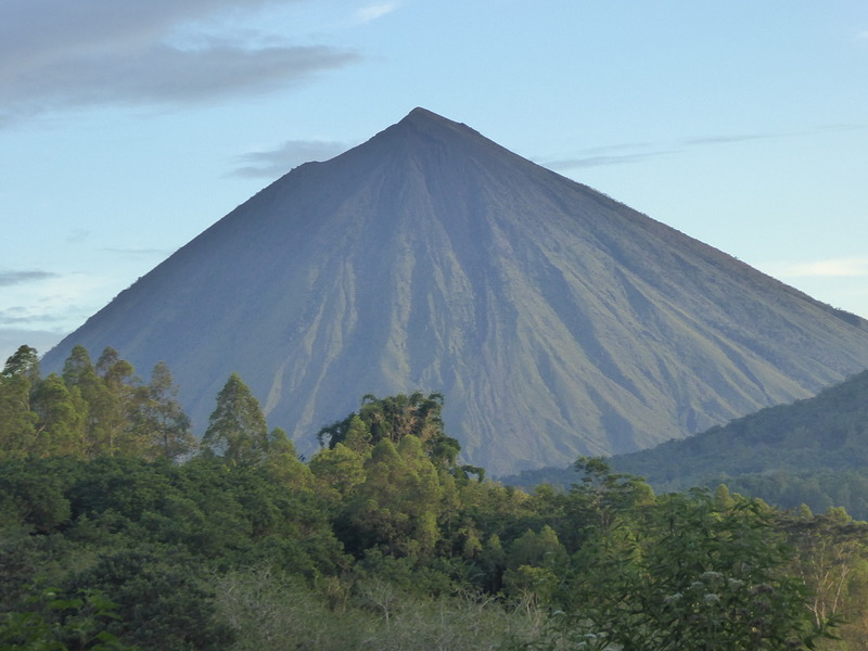 Pointy Volcano