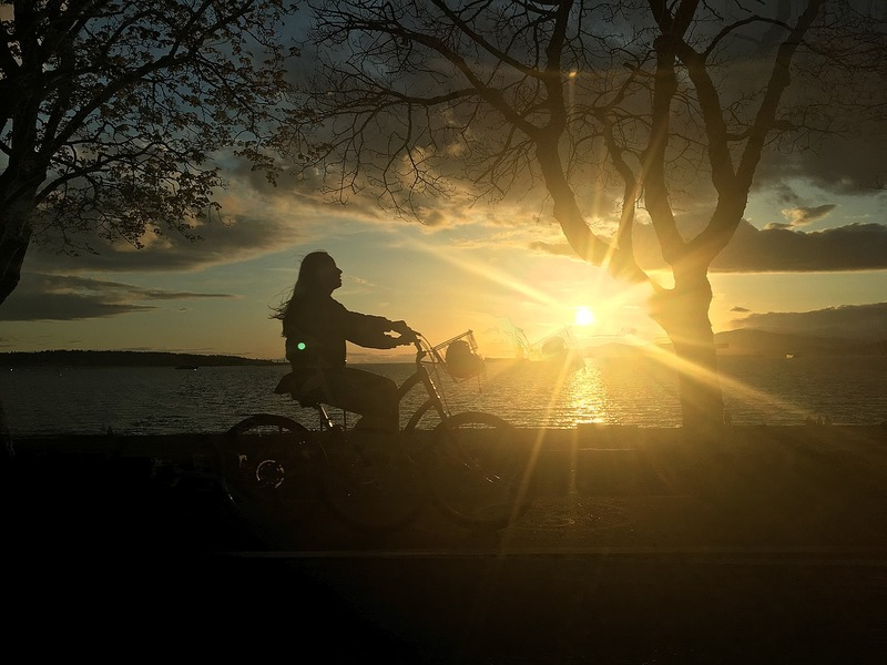 Vancouver Sunset Rider
