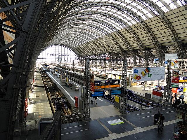 Frankfurt Haptbanhoff